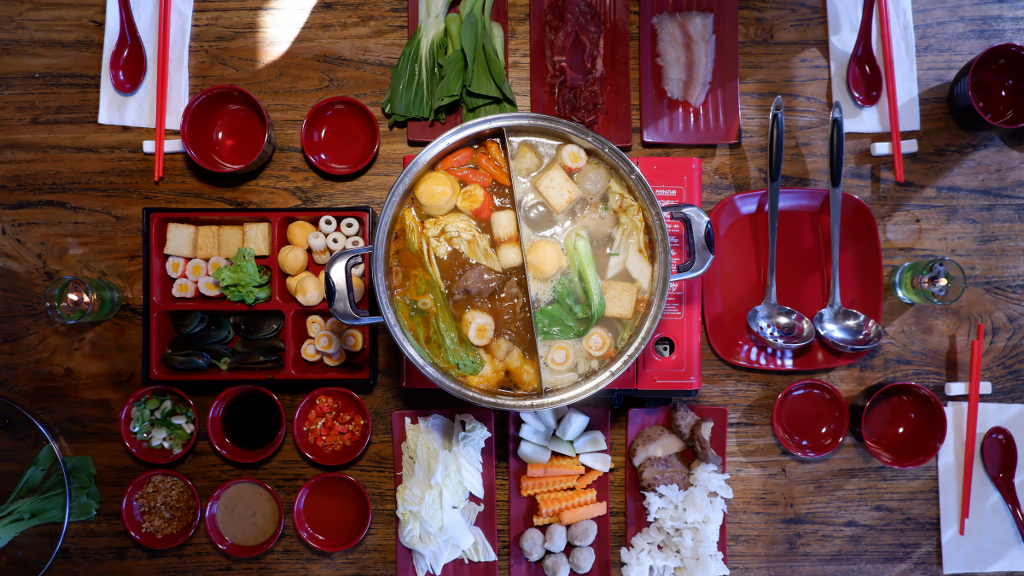 "Nava Hotel Launching makanan khas asal Jepang ""NAVA SUKI"" !"