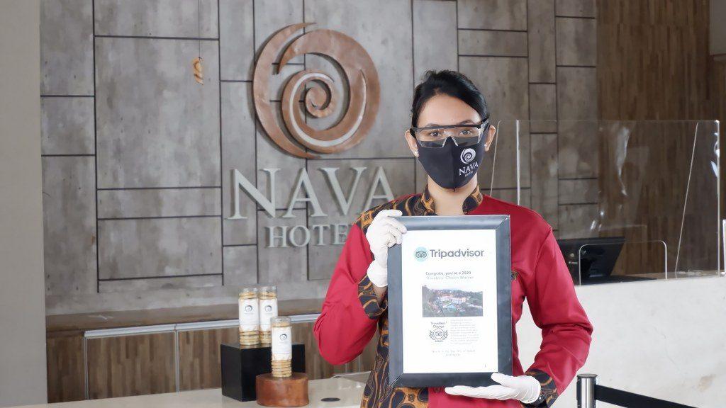 Nava Hotel terpilih sebagai Travelers' Choice Winner on Tripadvisor !