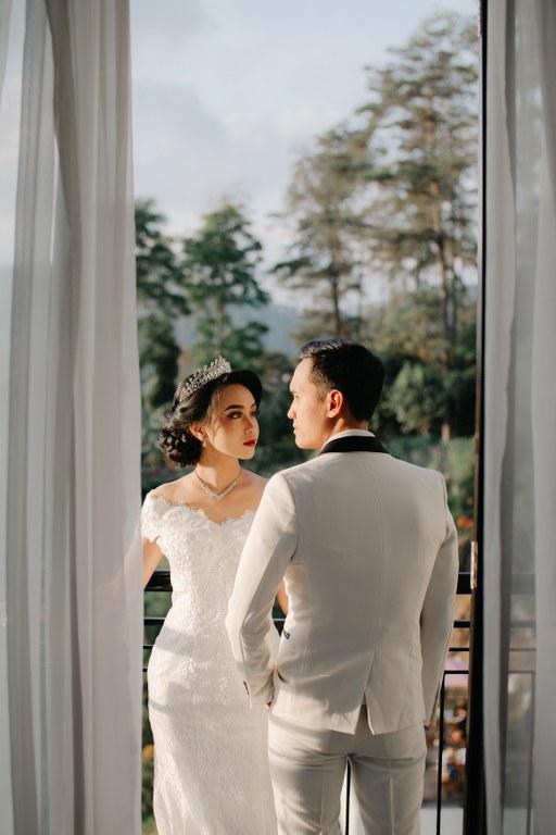 6 cara memilih gaun untuk pernikahan !