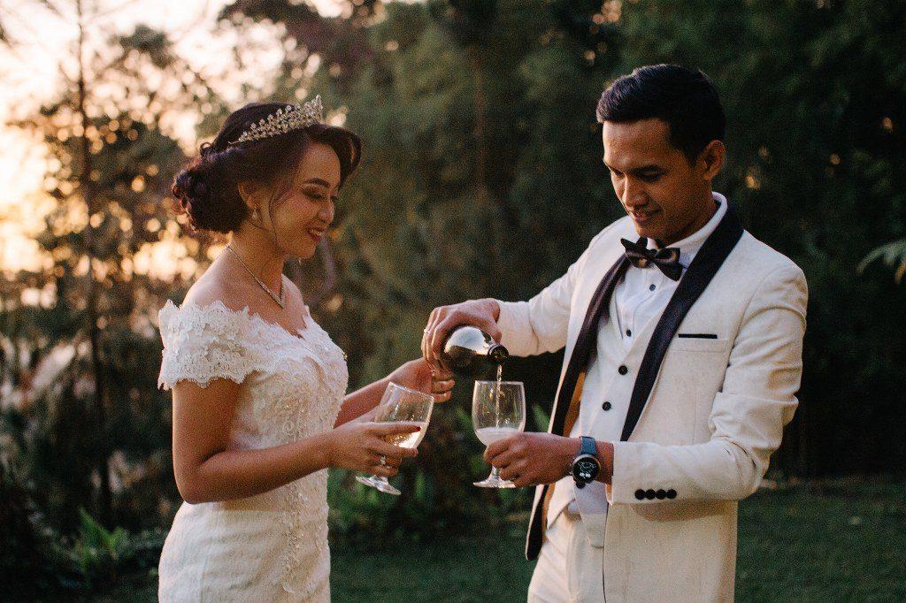 Menikah di masa pandemic dengan rasa aman, nyaman dan membahagiakan !