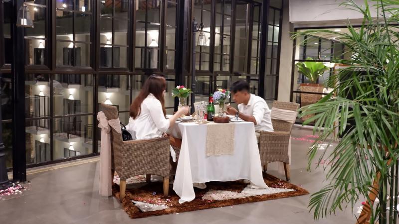 Dinner bersama Pasangan Bermanfaat Untuk kesehatan Hubungan