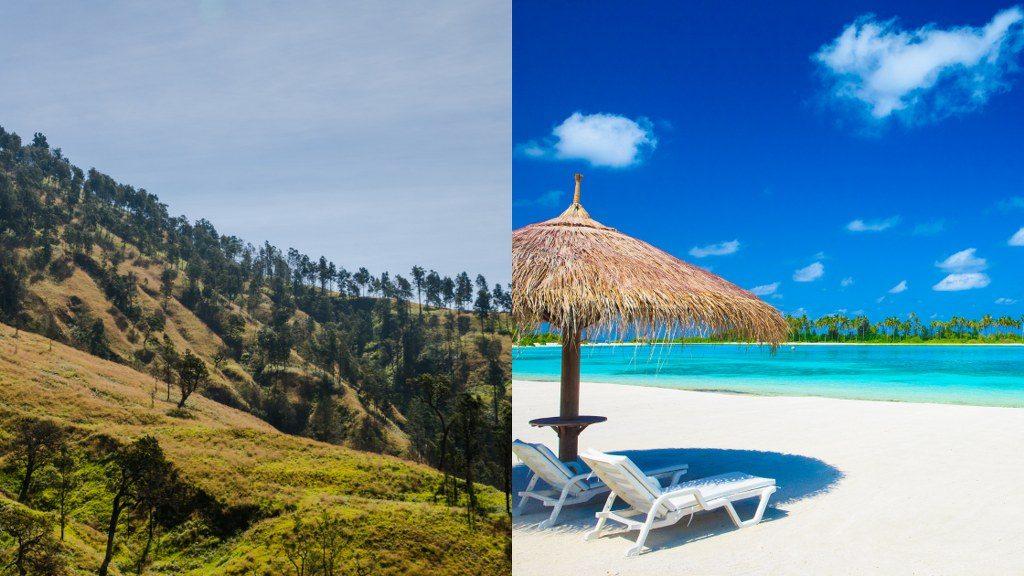 Mau Ke pantai atau gunung? Yuk kenali Dampak Positif Berwisata Alam